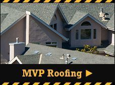 MVP Roofing services Larger or Small We do it all
